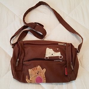 Lingley Cat Handbag